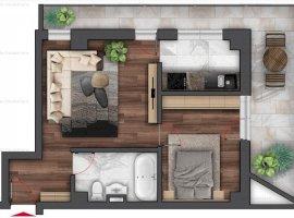 Apartament rezidential 2 camere Copou