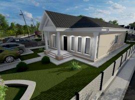 Casa individuala deosebita Visan - Bucium 110 mp