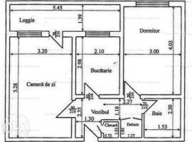 Drumul Taberei,Parc,adiacent,2 cam,et 9/10,cf1,decomandat total,52 mp,cu Balcon,bloc Reabilitat