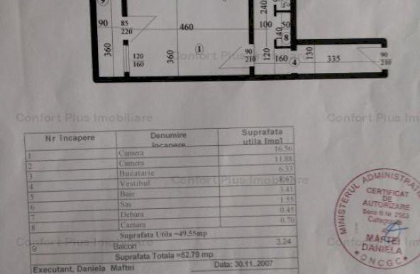 Drumul Taberei,Liceul Eugen Lovinescu,2 cam,et 5/10,cf1,decomandat circular,52 mp,bloc monolit tipTD