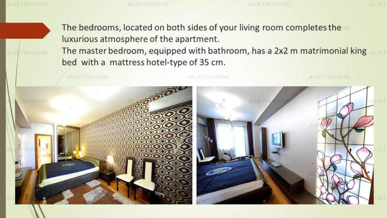 Apartament Lux Herastrau