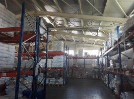 Saptiu depozitare/productie produse alimentare/farmaceutice de vanzare - Chitila