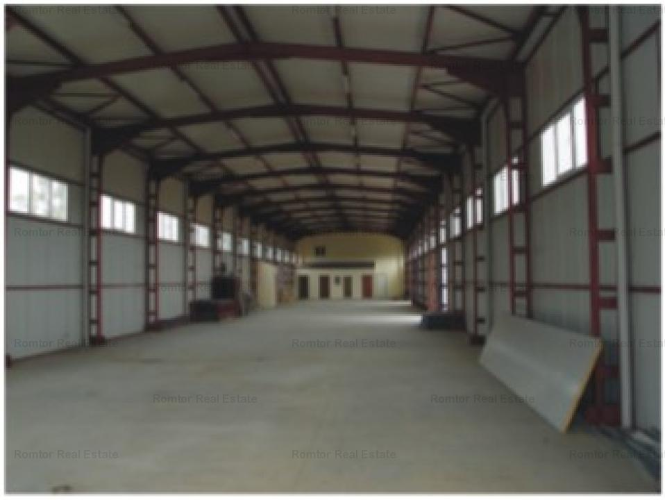 Industrial space for sale - the Area of the Pantelimon - Selgros