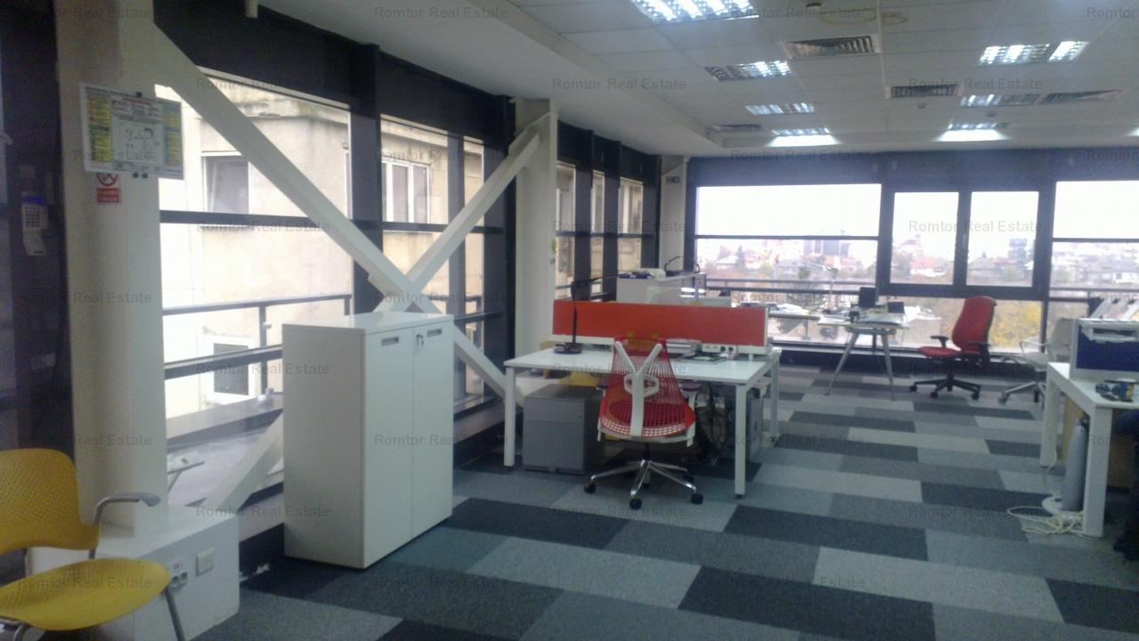Inchiriere birouri zona Barbu Vacarescu