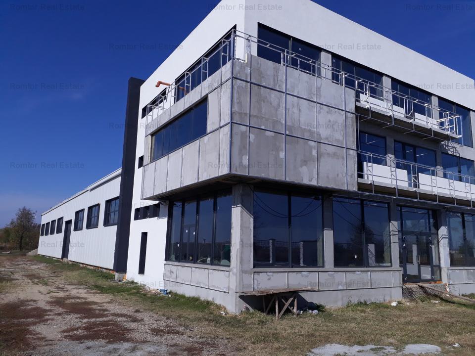 Spatiu industrial de vanzare - Magurele