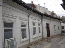 Eminescu-Dacia, corp cladire independent, curte comuna, libera