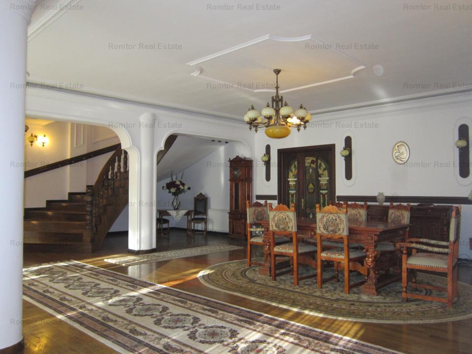 Vila eleganta, 1000mp, Domenii