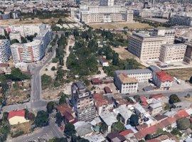 13 Septembrie-Palatul Parlamentului, constructie 2008, nefinisat
