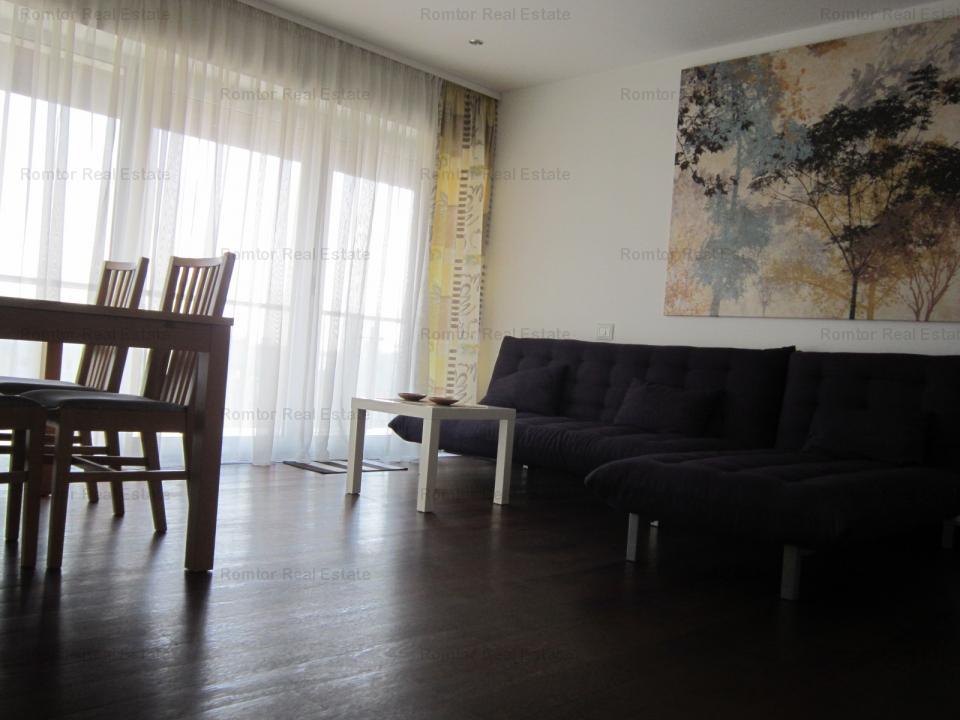 Apartament 2 camere- Arcul de Triumf