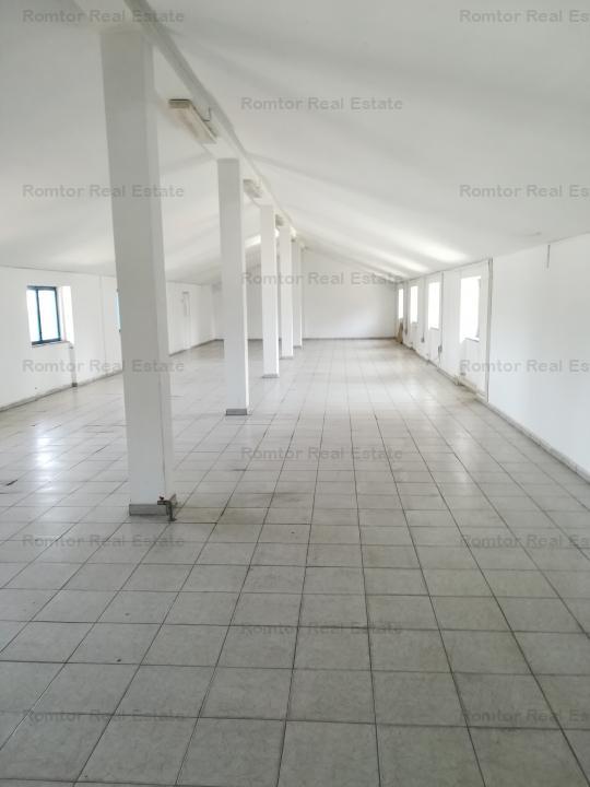 Birouri de inchiriat zona Uverturii