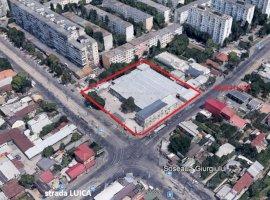 Spatiu industrial zona Giurgiului-Luica, deschidere la 2 strazi intens circulate