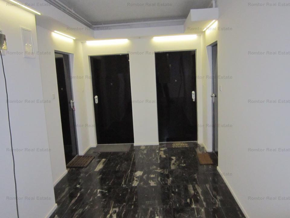 Pipera-Global City, complet mobilat si utilat nou(nefolosit), 2 garaje