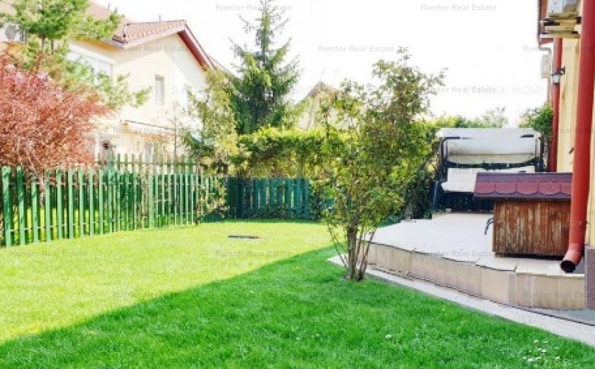 Iancu Nicolae-Jollie Ville, vila in ansamblu rezidential, garaj