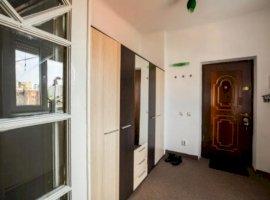 2 camere + balcon mare + pivnita, zona Basarab, Calea Grivitei, Podul Grant
