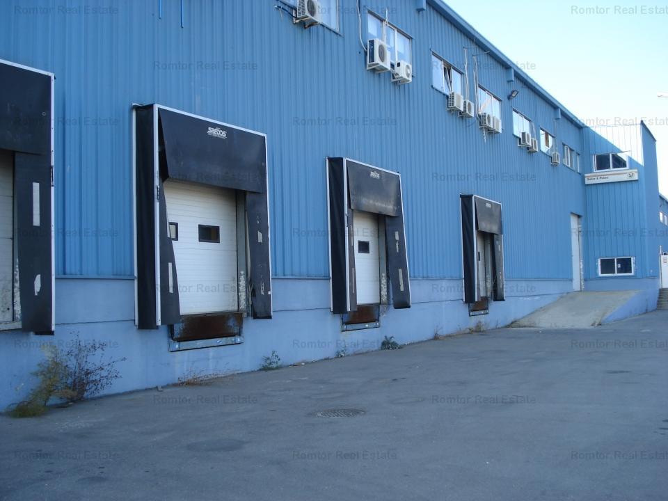 Spatiu depozitare + birouri de inchiriat, zona Nord-Pipera