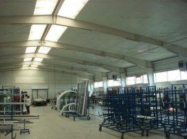 Spatiu industrial de inchiriat - Hala + Birouri