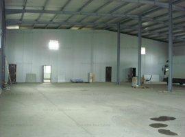 Spatiu industrial de vanzare - Hala + Birouri - zona CENTURA SUD - JILAVA