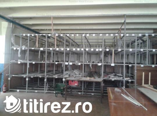 Spatiu industrial de vanzare - Hala + Birouri - zona Est