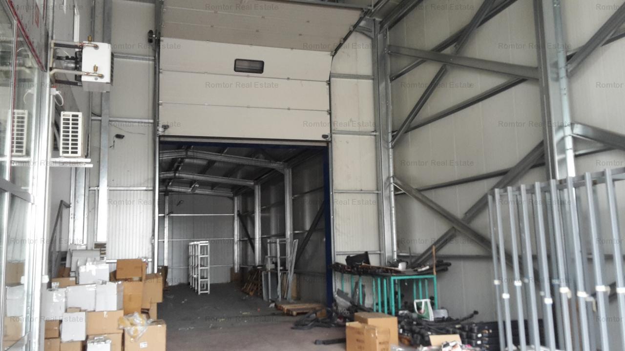 Spatiu industrial de inchiriat Zona Est - Colentina - Afumati