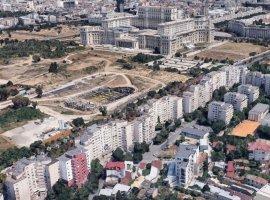 13 Septembrie-Palatul Parlamentului, constructie 2008, nefinisat, liber