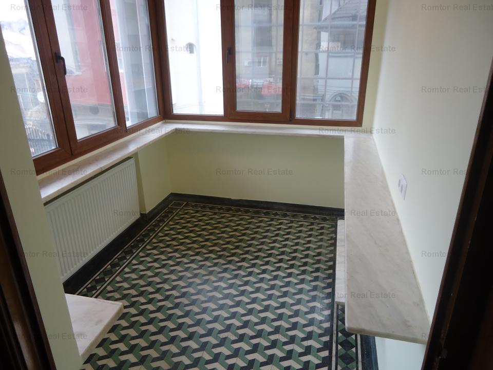Cismigiu - Popa Tatu, singur curte, renovata integral 2014, dubla deschidere