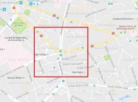 Piata Victoriei-Buzesti, tripla deschidere, CUT 2.5, constructie demolabila