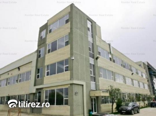 Zona Pipera, spatii disponibile 2700 mp (parter) si 380 mp (etaj 2)