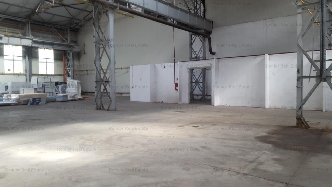 Spatiu depozitare zona Est - Blvd Basarabia - Platforma Faur
