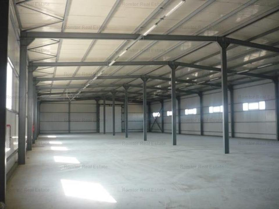 Warehouse for sale East Area - DN3 - BRANESTI - Fundulea