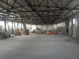 Spatiu industrial de vanzare - Zona PANTELIMON - B-DUL BIRUINTEI