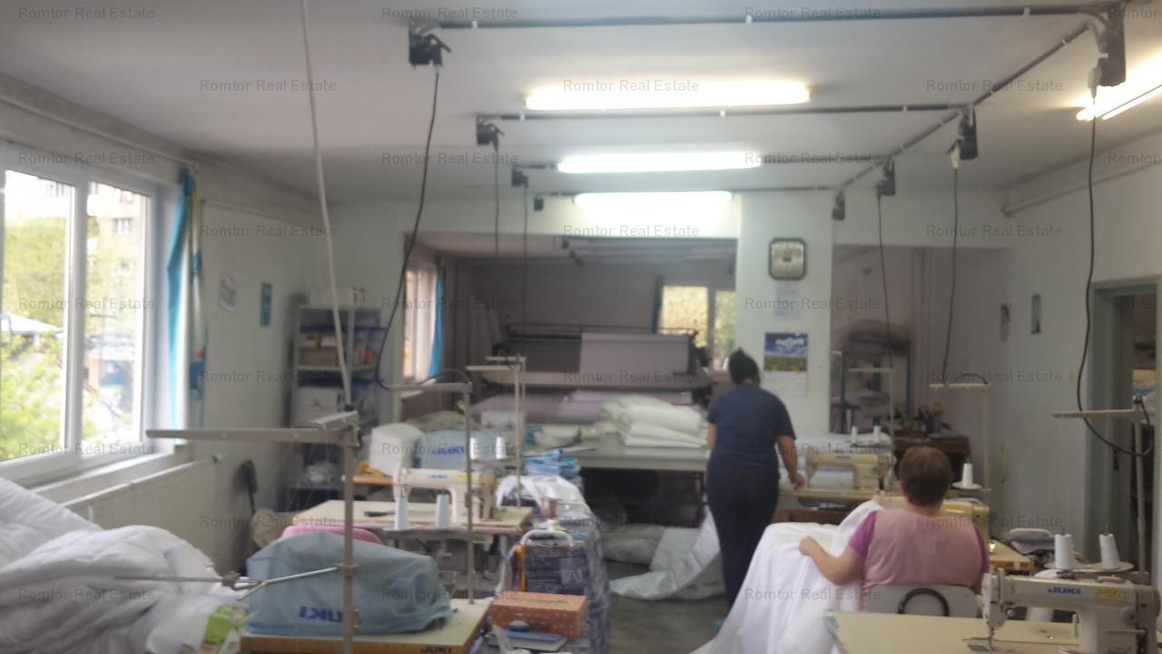Spatiu comercial/industrial de vanzare zona Pantelimon
