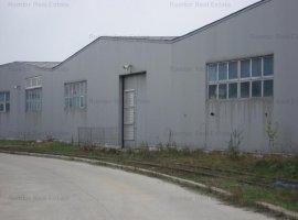 Spatiu depozitare + birouri, zona Est-Faur