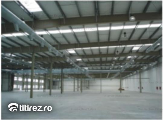 Spatiu industrial de vanzare - Zona Est - Pantelimon