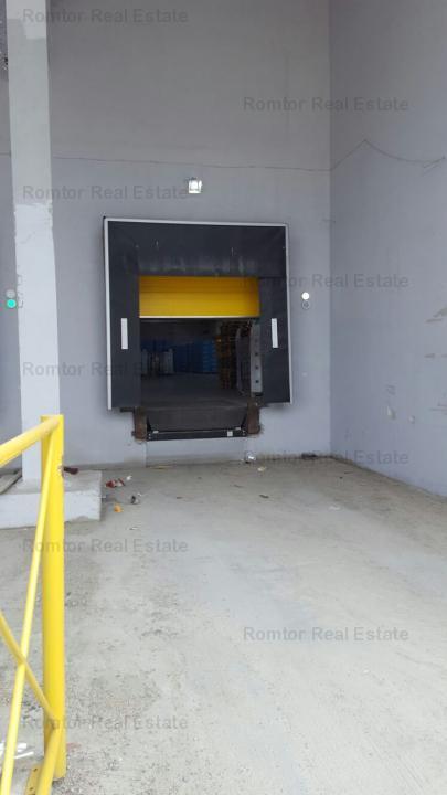 Zona Sud Berceni platforma Danubiana hala depozitare logistica PSI clasa C