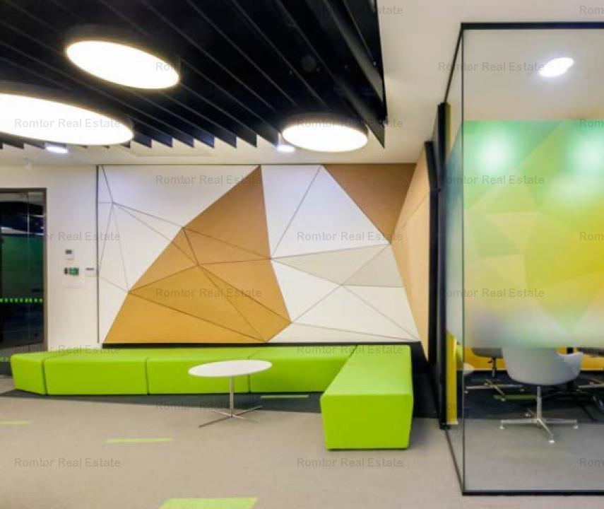 Complex spatii birouri