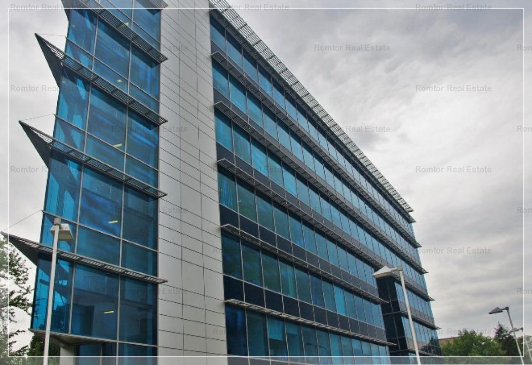 Cladire birouri zona Baneasa