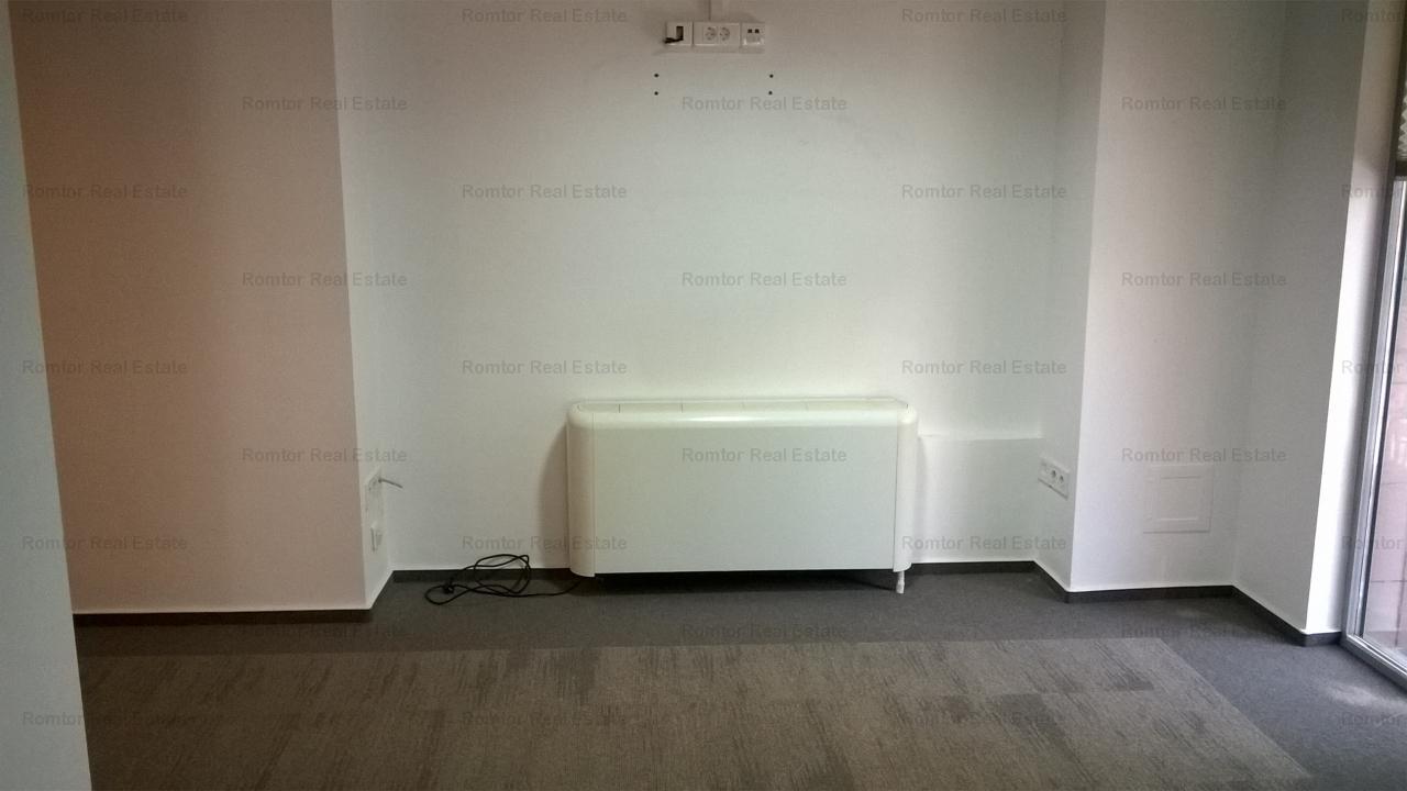 Herastrau, spatii birouri S+P+4Et+ terasa