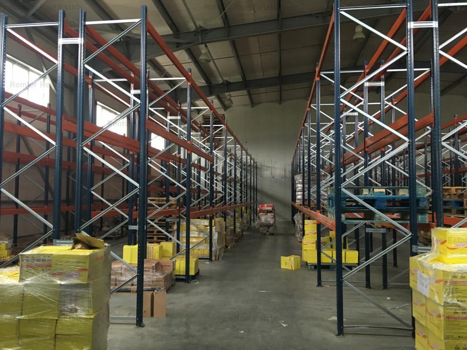Zona Nord Est - Soseaua de Centura Stefanesti A3 spatiu depozitare,productie