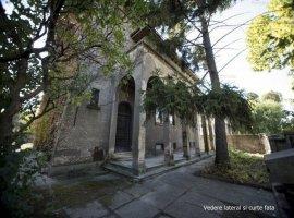 Arcul de Triumf- Casin- vila monument istoric