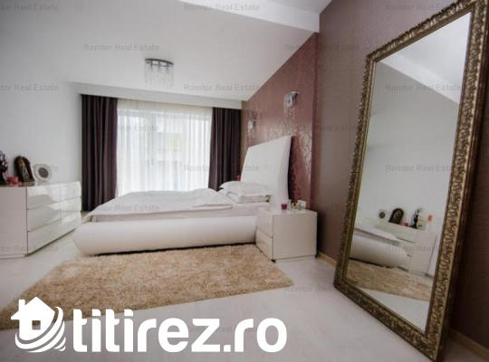 Piata Dorobanti- apartament 3 camere mobilat/ utilat lux