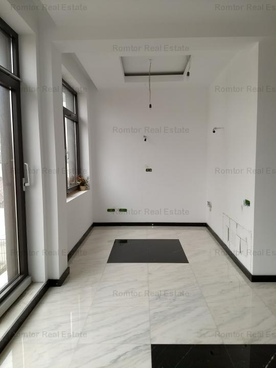 Cladire birouri Barbu Vacarescu