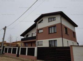Buftea- Crevedia casa P+Et+M, constructie 2012
