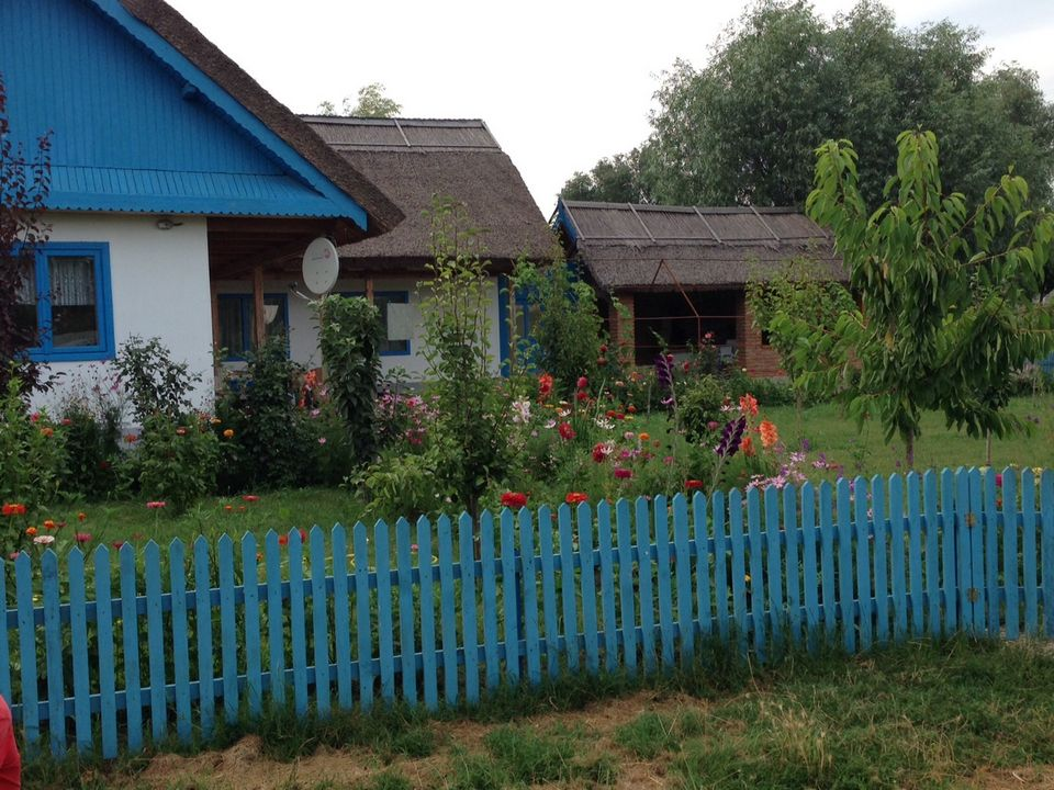 Casa in Nufaru langa Dunare