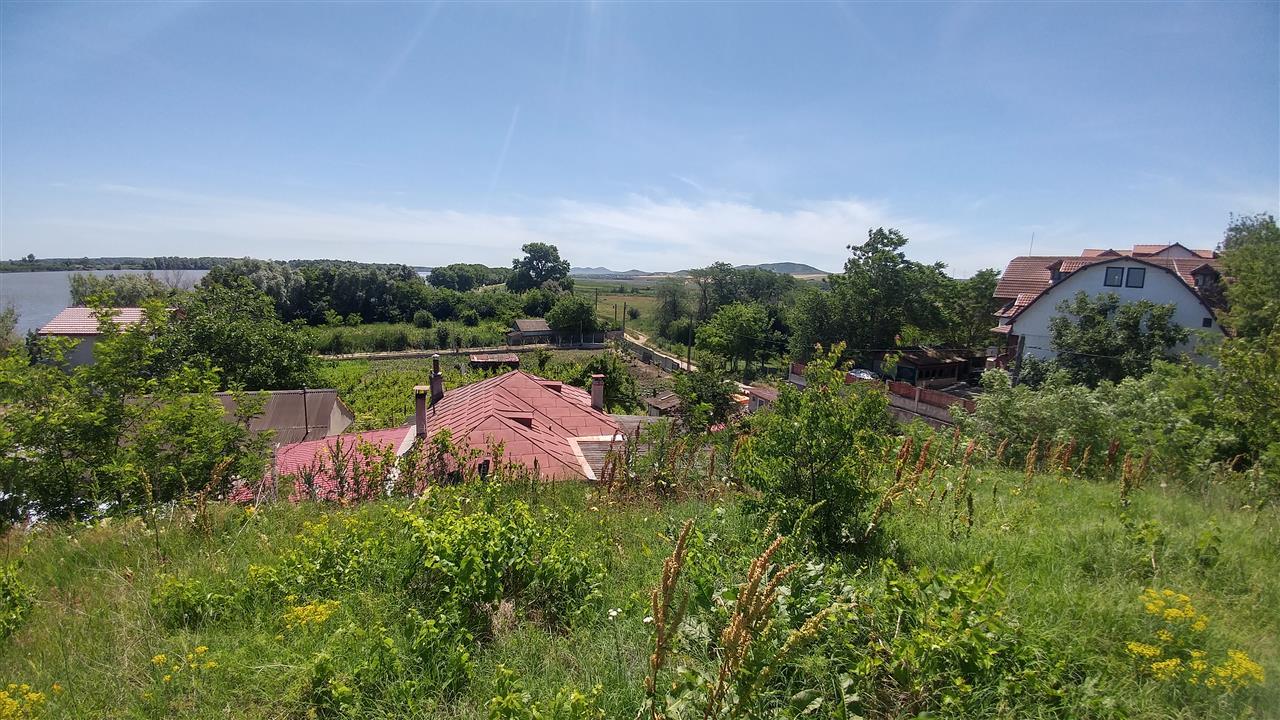 Casa in Nufaru cu teren
