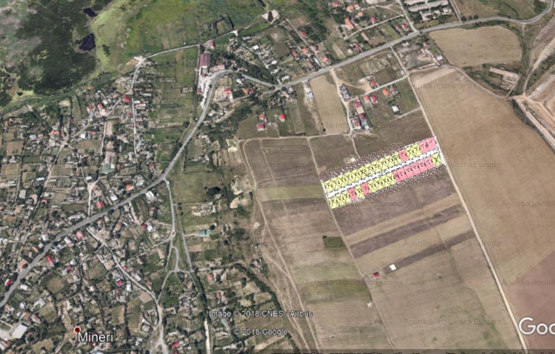 Loturi teren Intravilane sat Mineri