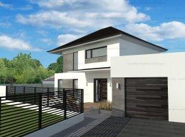 Teren cu proiect casa, PUZ si Autorizatii