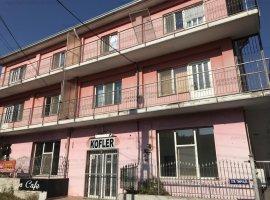 Cladire formata din 2 apartamente tip duplex si spatiu comercial