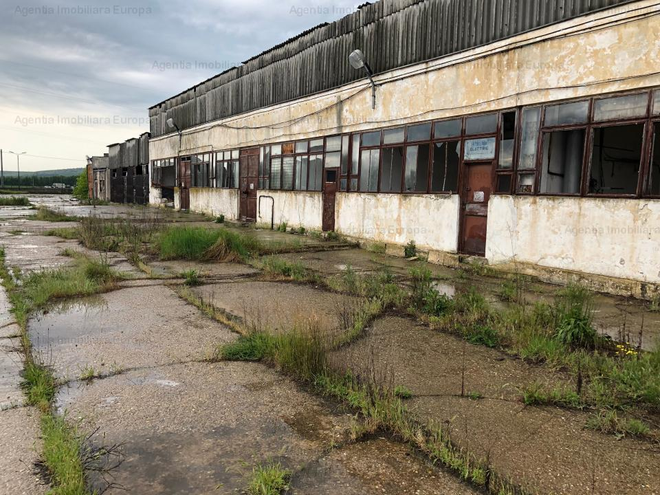 Oportunitate investitie spatii industriale