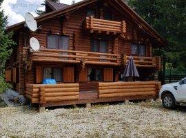 Pensiune din lemn Vatra Dornei
