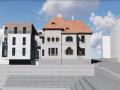 Cladire+proiect apartamente zona ultracentrala